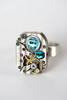 Prstene - Turquoise USSR - 5884113_