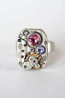 Prstene - Rose Tanzanite USSR - 5892000_