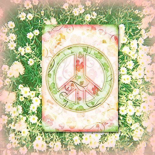 Peace zápisník 1