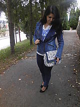 Kabelky - Blue Roses Crossbody - 5904847_