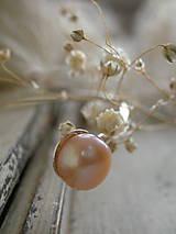 Náramky - Flexi Peach Pearl  - 5906208_