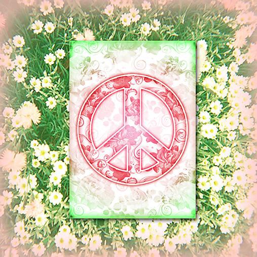 Peace zápisník 2