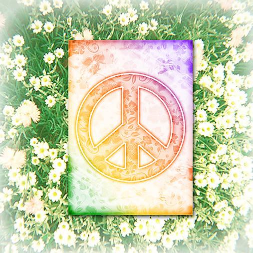 Peace zápisník 3