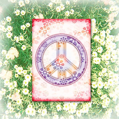 Peace zápisník 4