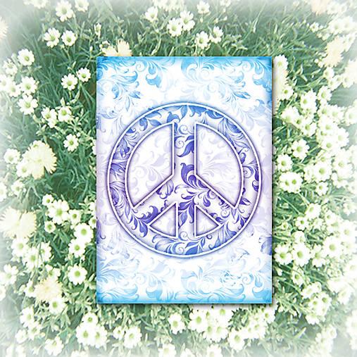 Peace zápisník 5