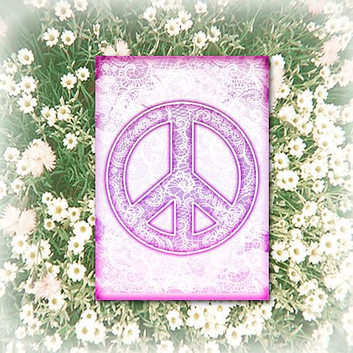 Peace zápisník 6