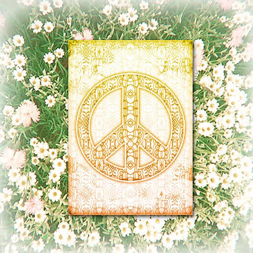 Peace zápisník 7