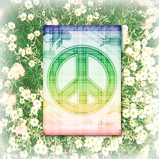 Peace zápisník 8
