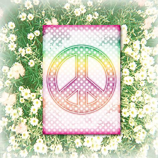 Peace zápisník 9