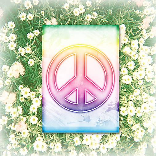 Peace zápisník 10