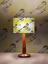 Svietidlá a sviečky - Stínítko Sýkorky - stolní/stropní - 5927559_