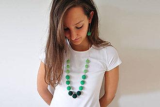 Sady šperkov - Set - Esmeralda - 5934233_