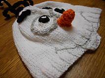 Čiapky - Čiapka snehuliak Olaf - 5936736_