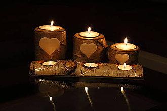 Svietidlá a sviečky - Romantika nielen pre zaľúbených :-) - 5942072_