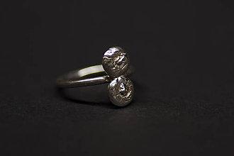 Prstene - DOMINO - prsteň dvojka - 5965254_