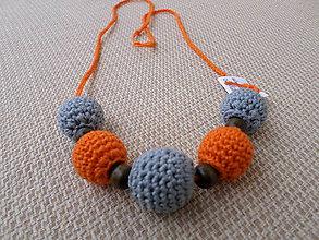 Náhrdelníky - náhrdelník - 6004342_