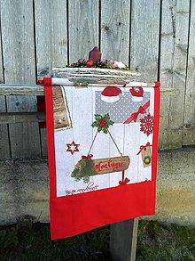 Úžitkový textil - Vianočná štóla SKLADOM - 6005501_