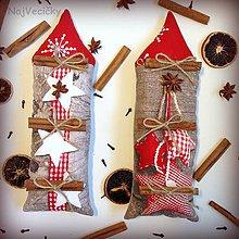 Dekorácie - Vianočný Domček Vysoký - 6007945_