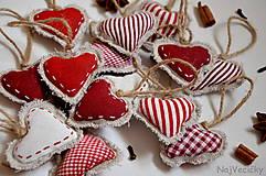 Dekorácie - Vianočné Mini - 6016993_