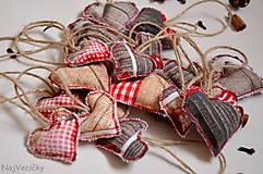 Dekorácie - Vianočné Mini - 6017119_