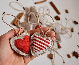 Dekorácie - Vianočné Mini - 6017022_
