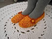 Obuv - Jesenné papuče - 6029134_