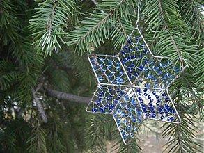 Kurzy - Kurz - drôtené vianočné ozdoby - 6045869_