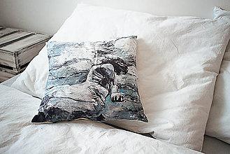 Úžitkový textil - Vankúšik, Pod hladinou - 6062747_