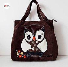 Kabelky - ADELE MIDDLE Owl - 6075517_