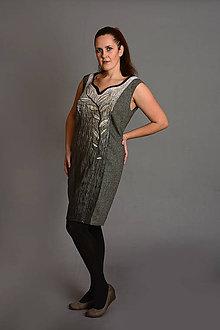 Tehotenské oblečenie - Pouzdrové šaty