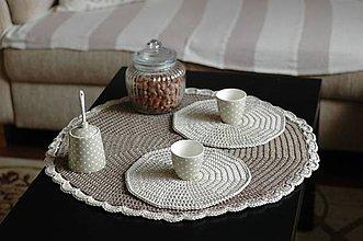 Úžitkový textil - ...dnes príde vzácna návšteva... - 6094212_