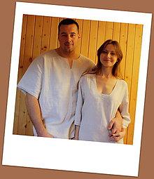 Pyžamy a župany - Súprava Ty a Ja - 6092075_