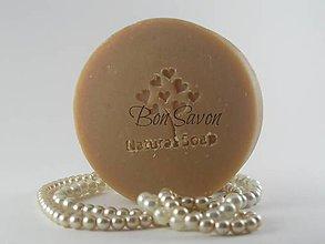 Drogéria - *Zlatovláska* 100% Přírodní Mýdlo-Šampon 100g - 6150045_