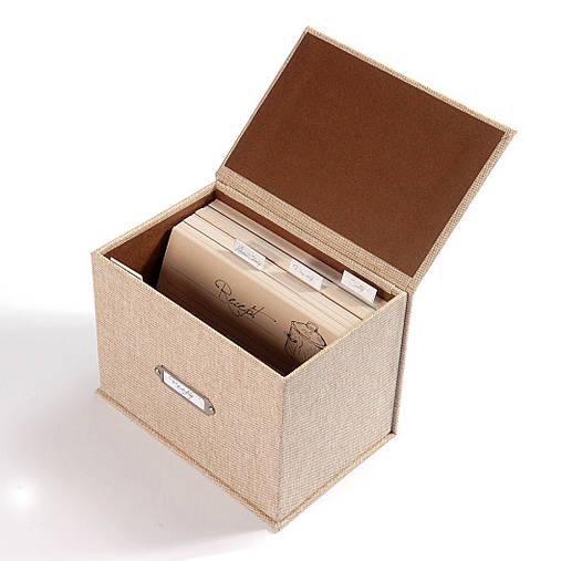 Krabičky - Receptár Cloth - 6166219_