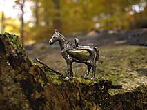 Náhrdelníky - Kôň - 6171965_