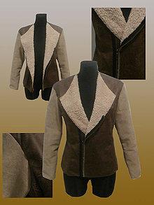 Kabáty - Blejzer ovečka - 6192291_