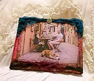 Rámiky - Obraz z tvojej fotky II. - A4 - 6203259_