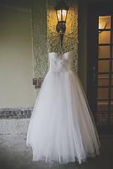 Šaty - svadobné šaty - 6204498_