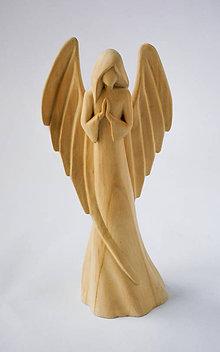 Socha - anjel - 6207136_