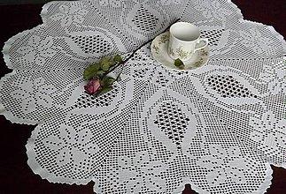 Úžitkový textil - narcisová - 6242947_