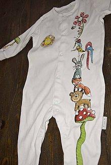 Detské oblečenie - Zvieratkovo - 6254087_