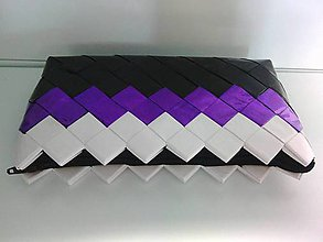 Peňaženky - crystal violet - 6255780_