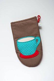 Úžitkový textil - Šálku čaju prosím. - 6267522_