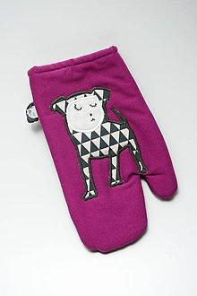 Úžitkový textil - wuf, wuf - 6280315_