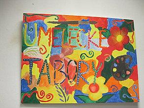 Kurzy - Umelecký tábor pre deti od 7-15 rokov v Martine - 6299768_