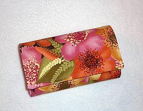 Peňaženky - Peňaženka - Pod horúcim slnkom. - 6305428_