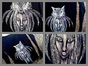 Tričká - Žena, ktorá tancovala s vlkmi - 6348429_