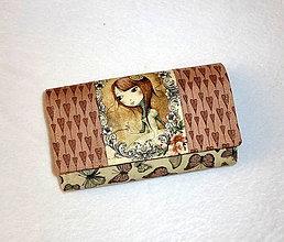 Peňaženky - Peňaženka - Mirabelle. - 6369849_