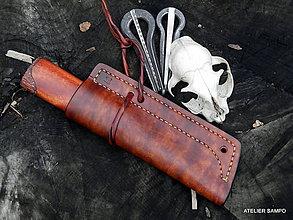 Nože - Yakut knife Starenka 002/16 - 6382969_