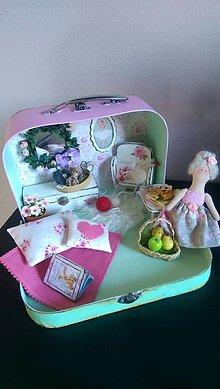 Hračky - Rozprávkový kufrík - 6400505_